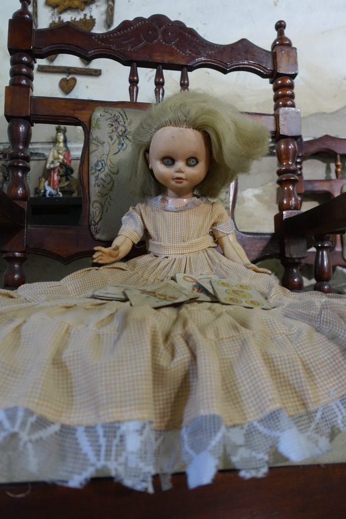 Santeria dolls - The Huban Tribe